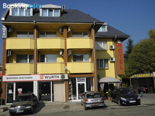 1 bedroom apartment place in Blagoevgrad with internet.