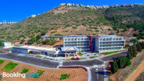Pequeño apartamento en Haifa