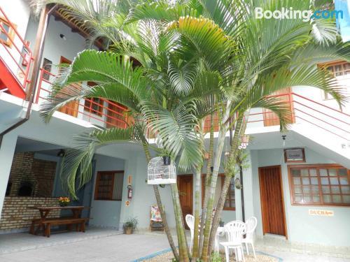 Apartamento con terraza en Florianópolis