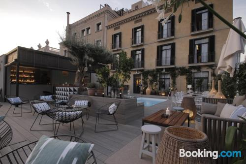 Home in Barcelona in superb location