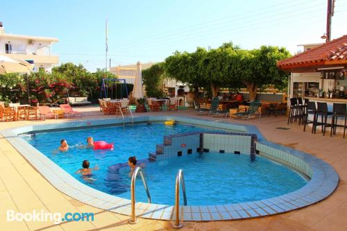 1 bedroom apartment in Amoudara Herakliou with terrace
