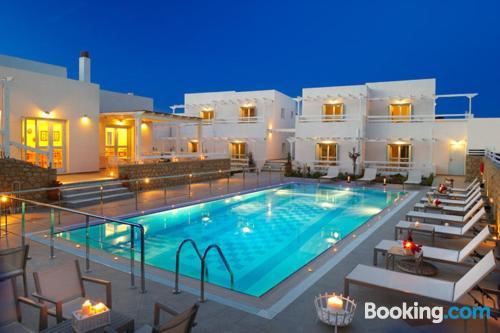 Apartment in Skiros. Terrace!
