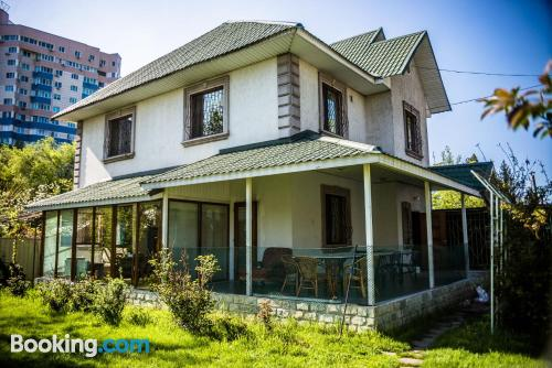 Home for 2 with internet and terrace