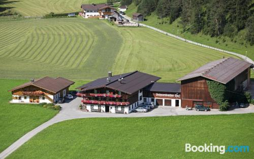 Home for 2 people in Achenkirch. Perfect location, wifi