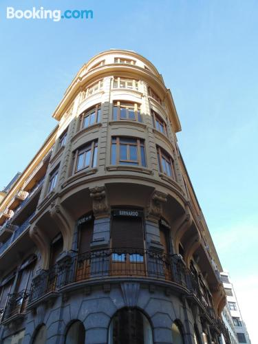 Dog friendly apartment in great location. San Sebastian is waiting!