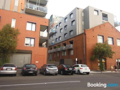 Apartamento con vistas en Melbourne
