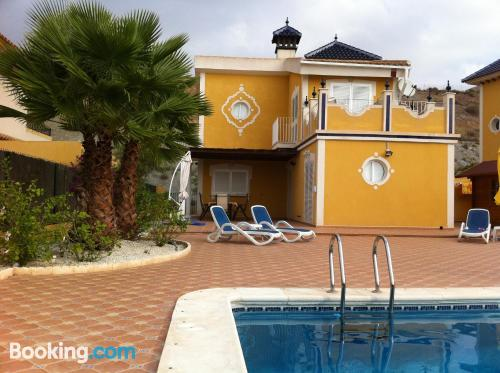 Place in Mazarron. Ideal for 6 or more