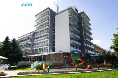 Place for 2 in Kranevo with internet and terrace.