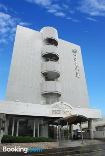 Apartment for 2 in Kurashiki with air-con