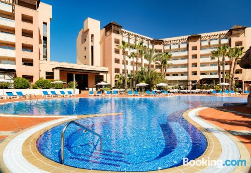 Be cool, there's air! In amazing location of Salou