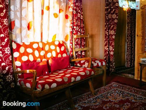 Apartamento acogedor parejas con internet