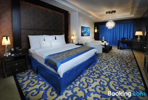Place in Manama with terrace and internet