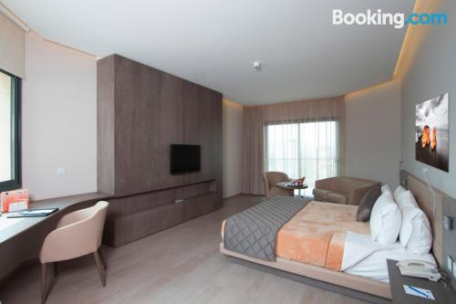 Good choice one bedroom apartment with terrace and swimming pool