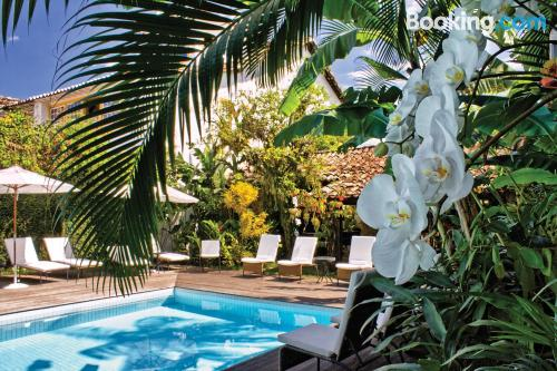 Apartment for couples in Paraty. Swimming pool!