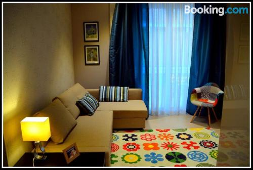 Central apartment with internet