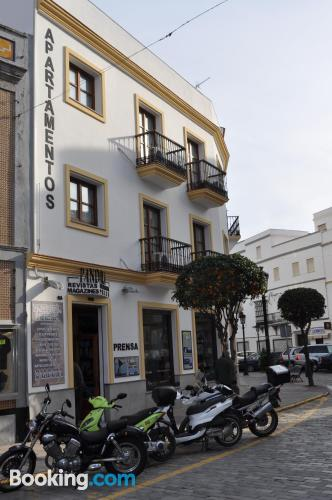 Home in Tarifa. For 2 people