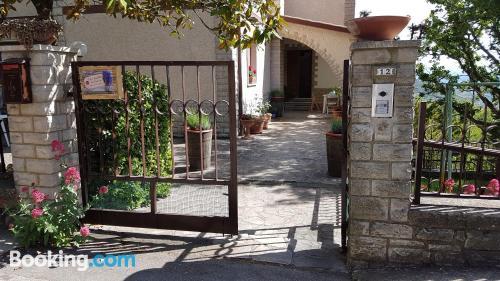 Apartamento apto para familias en Civitella Del Lago