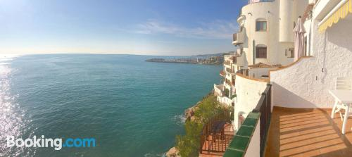 Two room place. Sitges at your hands!