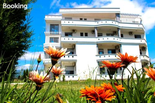 Stay cool: air home in Ulcinj with terrace