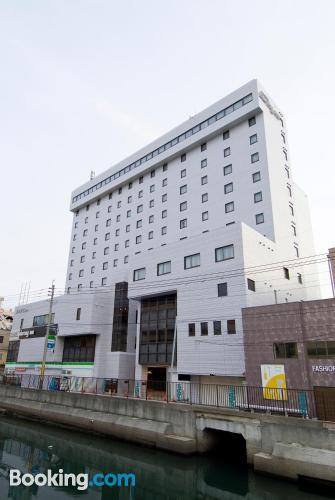 Nagasaki best location! Sleeps 2 people