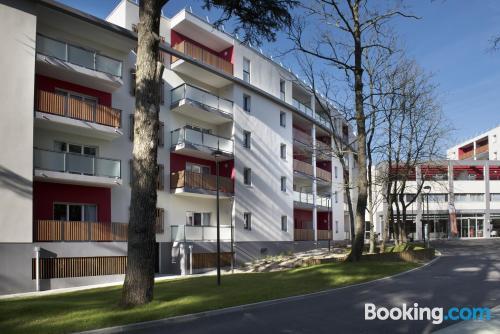 Apartamento de 45m2 en Saint-Nazaire (Loire-Atlantique) con vistas y piscina
