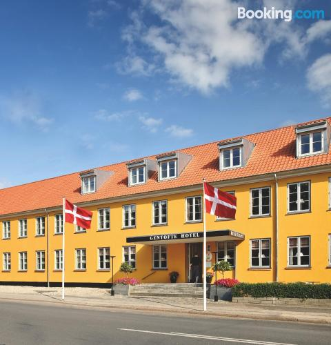 Apartment in Gentofte. Good choice!