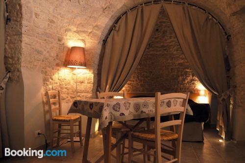 Apartamento de 45m2 en Alberobello. ¡Aire acondicionado!