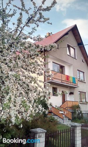 Apartamento con internet en Habovka