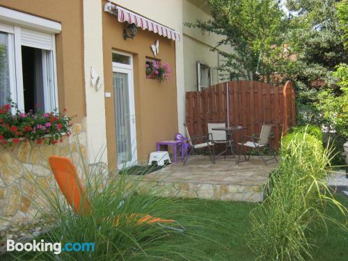 Apartamento de 35m2 en Balatonboglár ¡Con terraza!