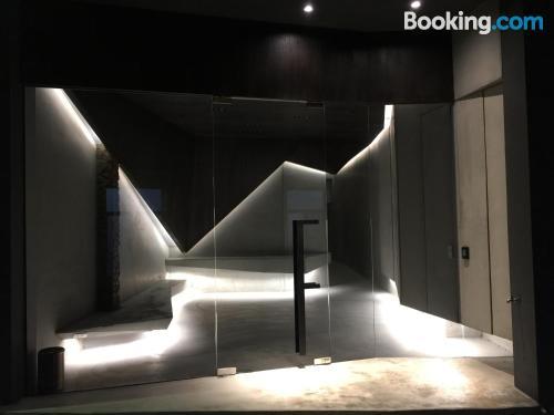 Cute studio for solo travelers