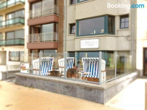 Apartamento para parejas con piscina