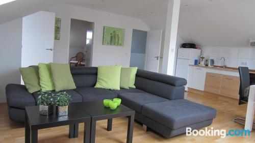 Good choice one bedroom apartment with terrace and wifi