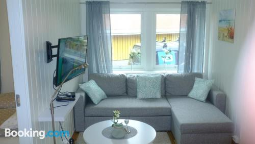 One bedroom apartment in Andenes with terrace