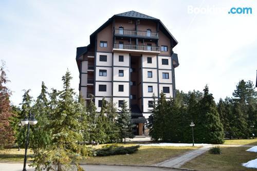 Apartamento con wifi y vistas