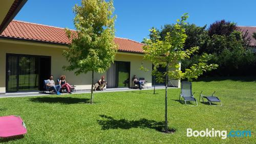 Apartamento de 24m2 en Paredes de coura con terraza y wifi