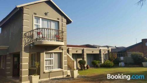 Apartment with internet in Boksburg.