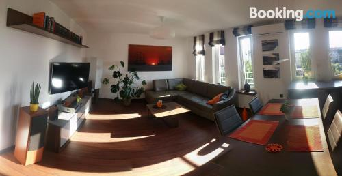 Ideal one bedroom apartment with heat
