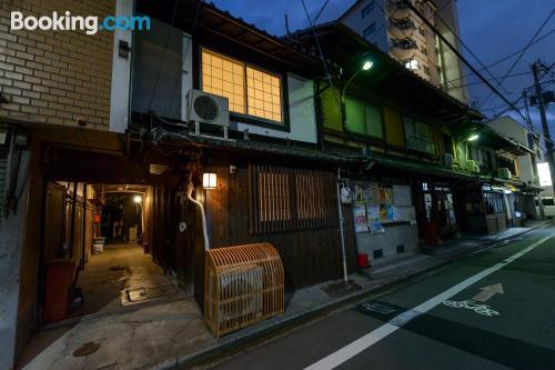 Apartamento con conexión a internet en Kioto