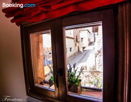Cómodo apartamento en Albarracín. ¡Zona centro!