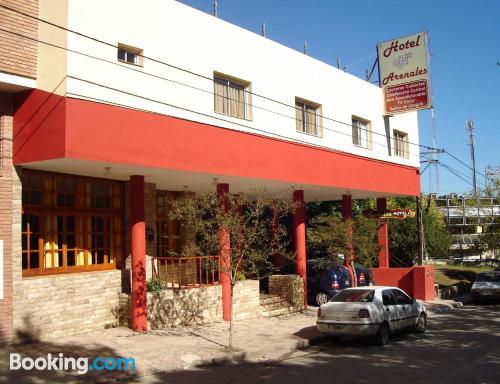 Villa Carlos Paz place with terrace