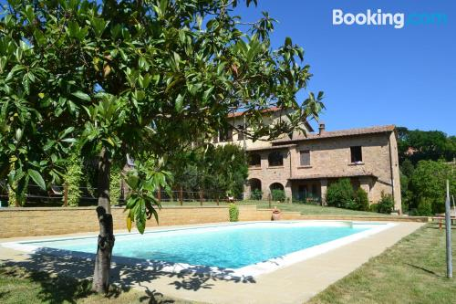 Two room apartment in Montepulciano. Perfect location, internet