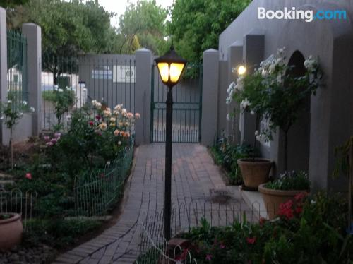 Home for couples in Johannesburg. 55m2!