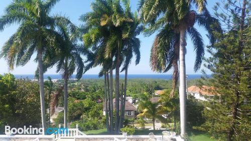 Place in Montego Bay. For couples