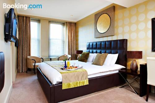 Apartamento para dos personas en Londres con calefacción y wifi