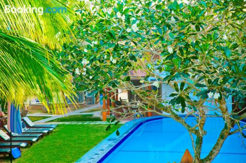 Apartment with terrace. Enjoy your swimming pool in Bentota!