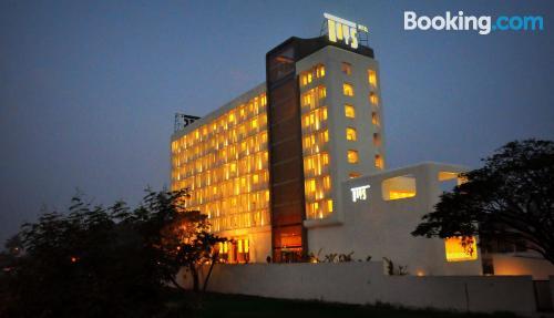 Apartamento en Cochin con internet