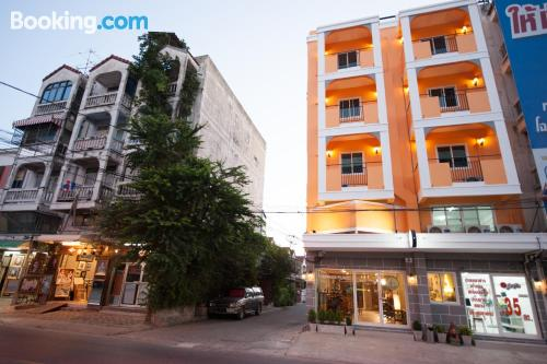 Cuco apartamento parejas en Bangkok