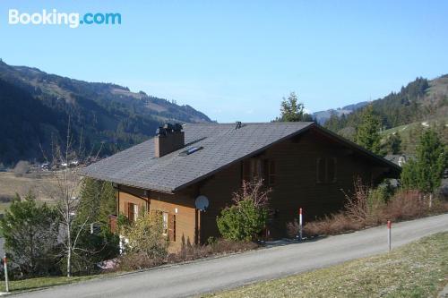 Apartamento de 70m2 en Schwarzsee con calefacción
