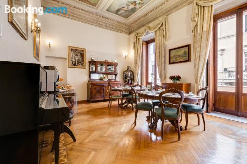 Home in Rome for 2 people