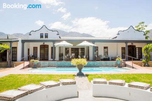 In Franschhoek. Perfect for 2!
